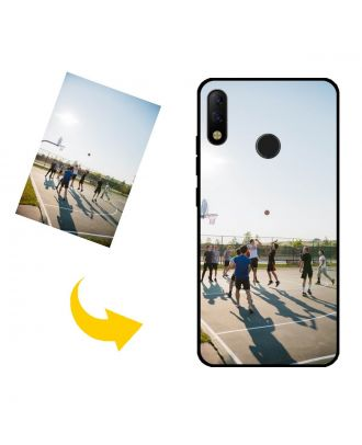 Personalized TECNO Spark 3 Pro Phone Case with Your Own Design, Photos, Texts, etc.