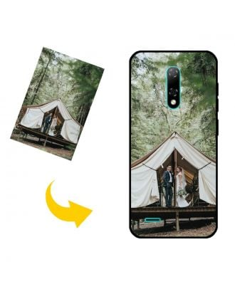 Custom Ulefone Note 8P Phone Case with Your Photos, Texts, Design, etc.