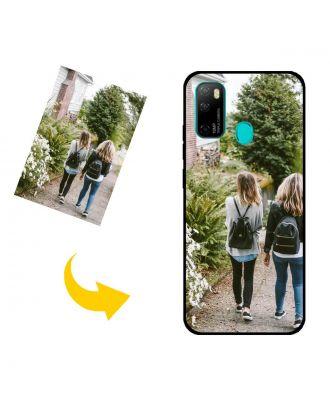 Виготовлений на замовлення Ulefone Note 9P чохол для телефону з власним дизайном, фотографіями, текстами тощо.