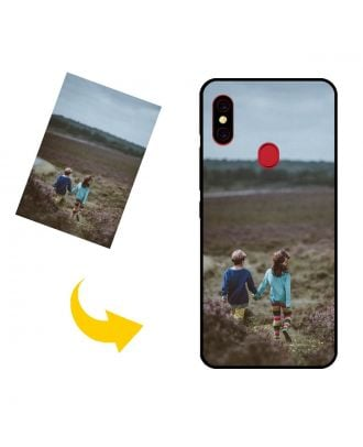 Custom Made UMIDIGI F1 Phone Case with Your Own Photos, Texts, Design, etc.