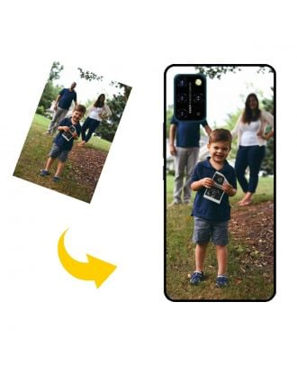 Customized UMIDIGI S5 Pro Phone Case with Your Own Design, Photos, Texts, etc.