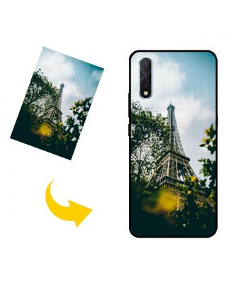 Customized vivo iQOO Neo 855 Racing Phone Case with Your Photos, Texts, Design, etc.