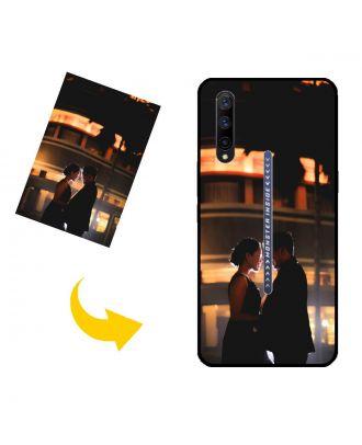 Gepersonaliseerd vivo iQOO Pro 5G telefoonhoesje met je eigen ontwerp, foto's, teksten, etc.