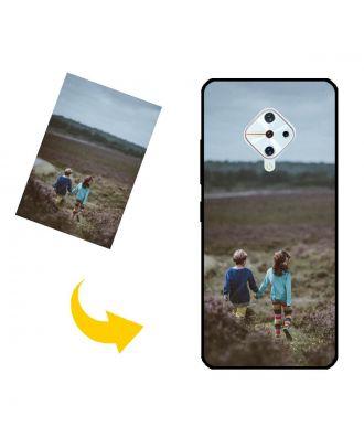 Індивідуальний vivo S1 Pro чохол для телефону з власними фотографіями, текстами, дизайном тощо.