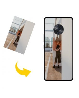 Prispôsobené vivo S6 5G puzdro na telefón s vašimi fotografiami, textami, dizajnom atď.