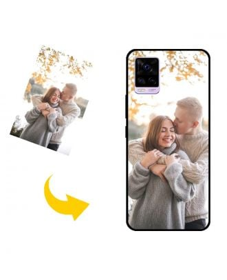 Custom vivo S7 5G Phone Case with Your Own Photos, Texts, Design, etc.
