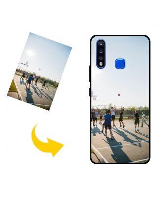 Prispôsobené vivo U20 puzdro na telefón s vašimi fotografiami, textami, dizajnom atď.