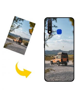 Fotoğraflarınız, Metinleriniz, Tasarımınız vb.İle Özelleştirilmiş vivo U3 Telefon Kılıfı