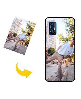Kendi Fotoğraflarınız, Metinleriniz, Tasarımınız vb.İle Özelleştirilmiş vivo V19 Neo Telefon Kılıfı