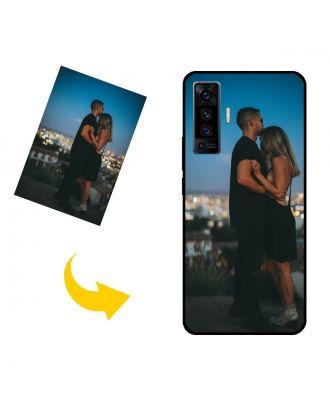 Egendefinert vivo X50 telefonveske med bilder, tekster, design osv.