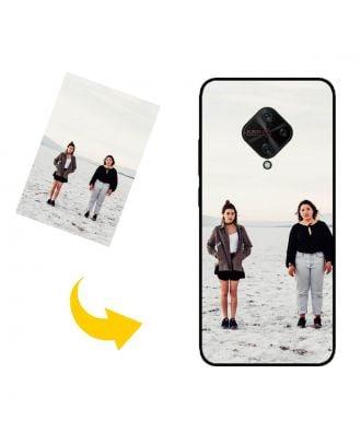 Aangepast vivo X50 Lite telefoonhoesje met uw foto's, teksten, ontwerp, etc.