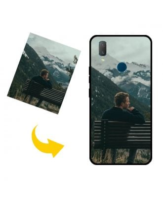 Personalizované vivo Y11 (2019) puzdro na telefón s vašimi fotografiami, textami, dizajnom atď.