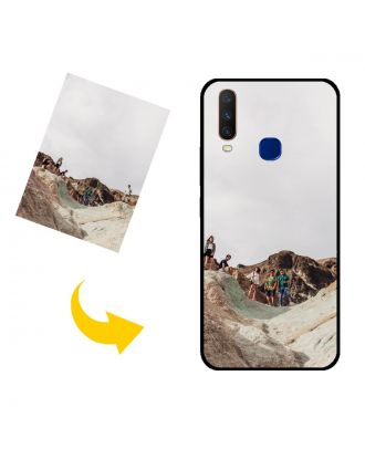 Customized vivo Y12 Phone Case with Your Own Design, Photos, Texts, etc.