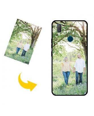 Mukautettu vivo Y3 Standard puhelinkotelo valokuvillesi, teksteillesi, suunnittelulle jne.