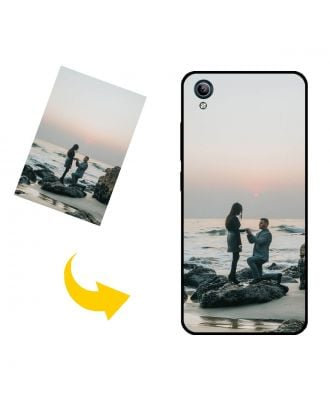 Personalized vivo Y91i (India) Phone Case with Your Own Design, Photos, Texts, etc.