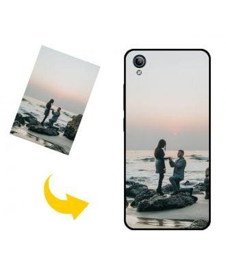 Personalizované vivo Y91i (India) puzdro na telefón s vlastným dizajnom, fotografiami, textami atď.