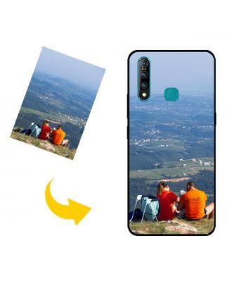 Na mieru vyrobené vivo Z1Pro puzdro na telefón s vlastným dizajnom, fotografiami, textami atď.