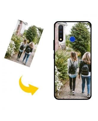 Na mieru vyrobené vivo Z5i puzdro na telefón s vlastným dizajnom, fotografiami, textami atď.