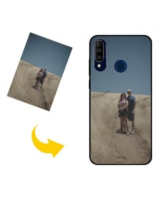 Customized Wiko View3 Phone Case with Your Own Photos, Texts, Design, etc.