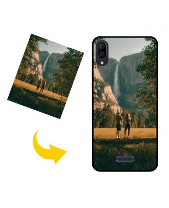 Customized Wiko Y80 Phone Case with Your Photos, Texts, Design, etc.