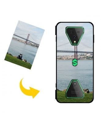 Personalized Xiaomi Black Shark 3 Pro Phone Case with Your Photos, Texts, Design, etc.
