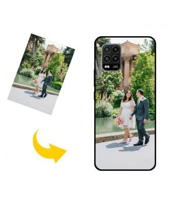 Custom Xiaomi Mi 10 Lite 5G Phone Case with Your Own Photos, Texts, Design, etc.