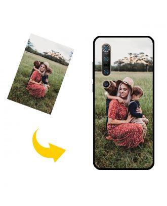 Виготовлений на замовлення Xiaomi Mi 10 Pro 5G чохол для телефону з власним дизайном, фотографіями, текстами тощо.