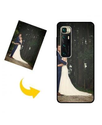 Виготовлений на замовлення Xiaomi Mi 10 Ultra чохол для телефону з власним дизайном, фотографіями, текстами тощо.