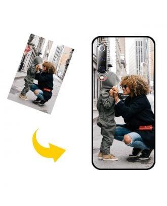 Skreddersydd Xiaomi Mi 9 Explorer telefonveske med egne bilder, tekster, design osv.