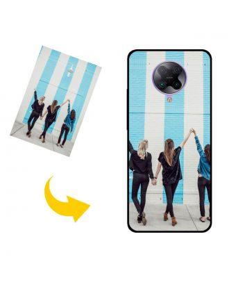 Customized Xiaomi Poco F2 Pro Phone Case with Your Photos, Texts, Design, etc.