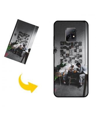 Funda para teléfono Xiaomi Redmi 10X 5G personalizada con tus fotos, textos, diseño, etc.
