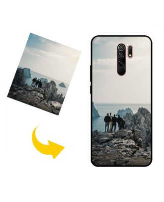 Custom Made Xiaomi Redmi 9 Prime Phone Case with Your Own Photos, Texts, Design, etc.
