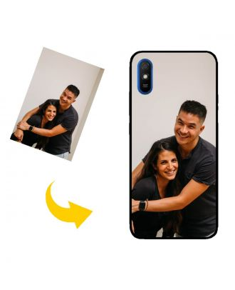 Custom Made Xiaomi Redmi 9A Phone Case with Your Photos, Texts, Design, etc.