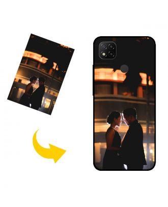 Customized Xiaomi Redmi 9C Phone Case with Your Own Design, Photos, Texts, etc.