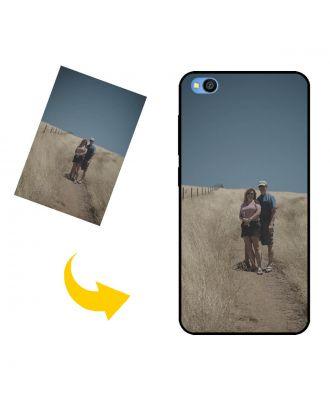 Personalizované Xiaomi Redmi Go puzdro na telefón s vlastnými fotografiami, textami, dizajnom atď.