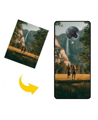 Custom Xiaomi Redmi K30 Pro Phone Case with Your Own Photos, Texts, Design, etc.