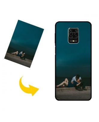 Customized Xiaomi Redmi Note 9 Pro Phone Case with Your Own Design, Photos, Texts, etc.