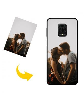 Custom Made Xiaomi Redmi Note 9 Pro Max Phone Case with Your Photos, Texts, Design, etc.