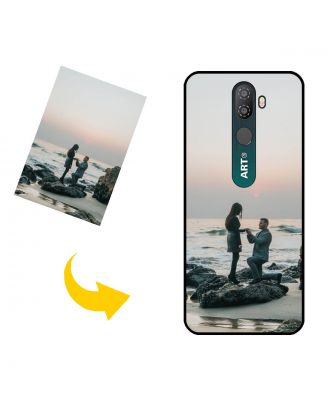 Customized Yezz Art 1 Phone Case with Your Own Design, Photos, Texts, etc.