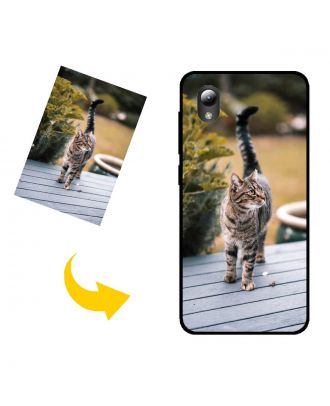 Customized ZTE Blade A3 (2019) Phone Case with Your Own Design, Photos, Texts, etc.