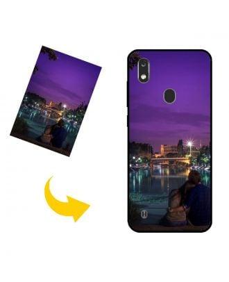 Prispôsobené ZTE Blade A7 Prime puzdro na telefón s vlastnými fotografiami, textami, dizajnom atď.