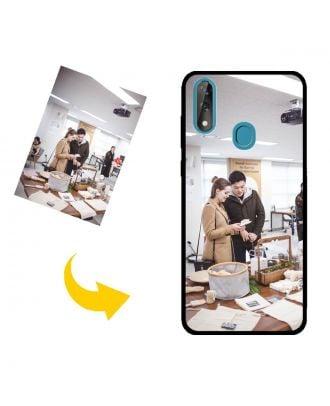 Personlig ZTE Blade V10 telefonetui med dine fotos, tekster, design osv.