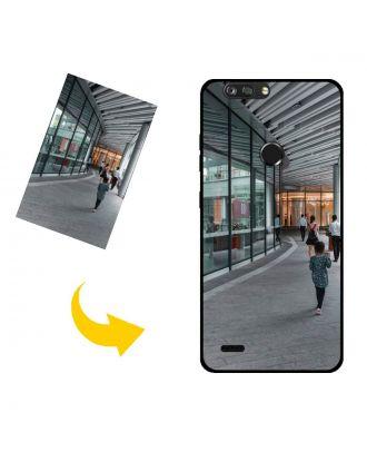 Aangepast ZTE Blade Z Max Z982 telefoonhoesje met uw foto's, teksten, ontwerp, etc.
