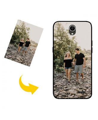 Kendi Fotoğraflarınız, Metinleriniz, Tasarımınız vb.İle Özelleştirilmiş ZTE Maven 3 Z835 Telefon Kılıfı