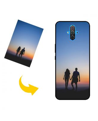 Custom Made ZTE nubia Play Phone Case with Your Own Photos, Texts, Design, etc.