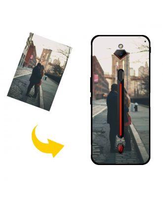 ZTE nubia Red Magic 3 Handyhülle mit eigenem Design und Foto selber online gestalten