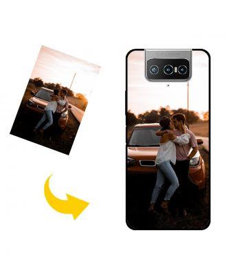 Custom Made ASUS Zenfone 7 Pro ZS671KS / Zenfone 7 ZS670KS Phone Case with Your Own Photos, Texts, Design, etc.