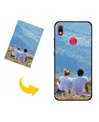 Personalized BLU G50 Plus Phone Case with Your Photos, Texts, Design, etc.