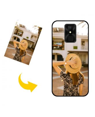 Personalized BLU J7L Phone Case with Your Own Photos, Texts, Design, etc.