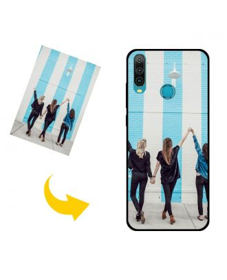 Custom GIONEE S12 Lite Phone Case with Your Own Photos, Texts, Design, etc.